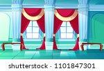 ballroom of palace hall vector... | Shutterstock .eps vector #1101847301
