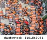 bangkok  thailand   may 31 2018 ... | Shutterstock . vector #1101869051