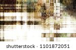 art abstract colorful geometric ... | Shutterstock . vector #1101872051