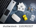 nonthaburi  thailand   may  30  ... | Shutterstock . vector #1101902327
