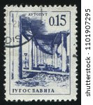 russia kaliningrad  12 november ... | Shutterstock . vector #1101907295