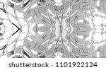 black and white pattern for... | Shutterstock . vector #1101922124