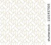 line pattern vector. gold... | Shutterstock .eps vector #1101937505