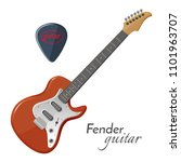 Fender Guitar Electric...