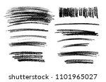 hand drawn vector doodle... | Shutterstock .eps vector #1101965027