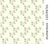 beautiful seamless pattern with ... | Shutterstock . vector #110196761