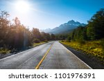 asphalt road named carretera... | Shutterstock . vector #1101976391