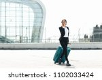 . Business Woman At...