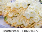 flowers paper for ceremony... | Shutterstock . vector #1102048877