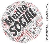 vector conceptual social media... | Shutterstock .eps vector #1102062749