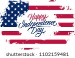 usa happy independence day... | Shutterstock .eps vector #1102159481