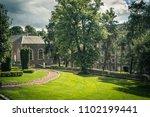 view of new lanark heritage... | Shutterstock . vector #1102199441