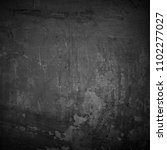 black background wall texture | Shutterstock . vector #1102277027