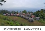 Camping In Winter In  Huai Nam...