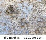 freshly plastered exposed wall... | Shutterstock . vector #1102398119