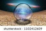 surrealism. splash of... | Shutterstock . vector #1102412609