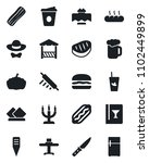 set of vector isolated black...   Shutterstock .eps vector #1102449899