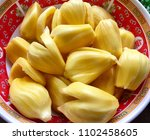 Small photo of the yellow jack fruit