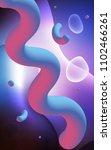 dark pink  blue vertical... | Shutterstock . vector #1102466261