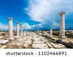 laodikeia ancient city in... | Shutterstock . vector #1102466891