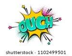 omg ouch oops comic text speech ...   Shutterstock .eps vector #1102499501