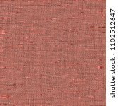 ragged old red fabric.... | Shutterstock .eps vector #1102512647
