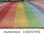vancouver  canada's davie...   Shutterstock . vector #1102517441