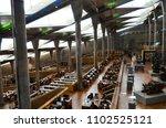alexandria public library in... | Shutterstock . vector #1102525121