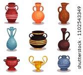 flat vector set of various...   Shutterstock .eps vector #1102543349