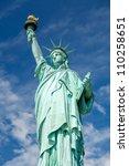 statue of liberty. new york | Shutterstock . vector #110258651