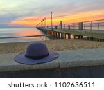 Woman's Hat Forgotten On A...