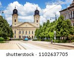 debrecen  hungary  view of the... | Shutterstock . vector #1102637705