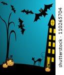 vector illustration of... | Shutterstock .eps vector #110265704