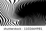 optical art abstract background ...   Shutterstock .eps vector #1102664981