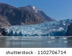 sawyer glacier cruise   Shutterstock . vector #1102706714