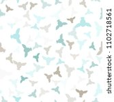 seamless vector pattern with... | Shutterstock .eps vector #1102718561