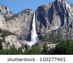 Upper And Lower Yosemite Fall