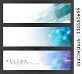 Website Header Or Banner Set....