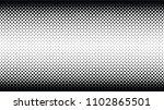 endless halftone texture ... | Shutterstock .eps vector #1102865501