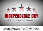 4 th july usa star ... | Shutterstock .eps vector #1102910951