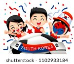 vector illustration of south... | Shutterstock .eps vector #1102933184