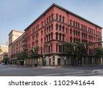 syracuse  new york  usa. may 28 ... | Shutterstock . vector #1102941644