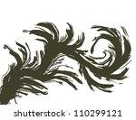 brushed   Shutterstock .eps vector #110299121