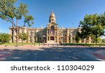 State Capitol Building in Cheyenne, Wyoming - stock photo