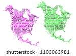 sketch north america letter...   Shutterstock .eps vector #1103063981