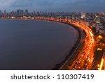 queen's necklace  mumbai  india | Shutterstock . vector #110307419
