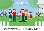 illustration vector flat... | Shutterstock .eps vector #1103091344