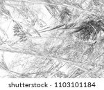 grunge abstract black and white ...   Shutterstock . vector #1103101184