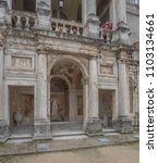villa d'este  tivoli  lazio... | Shutterstock . vector #1103134661