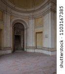 villa d'este  tivoli  lazio... | Shutterstock . vector #1103167385